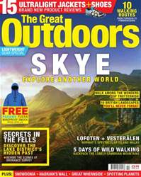 TGO - The Great Outdoors Magazine Magazine Cover