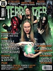 Terrorizer 246 issue Terrorizer 246