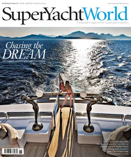 SuperYacht World Preview