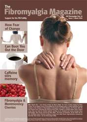 Fibromyalgia March 2014 issue Fibromyalgia March 2014