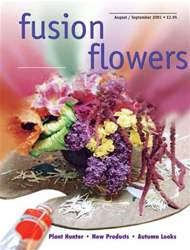 Fusion Flowers Issue 1 issue Fusion Flowers Issue 1