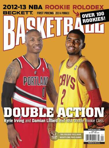 Beckett Basketball Digital Issue