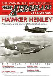*24 Hawker Henley issue *24 Hawker Henley