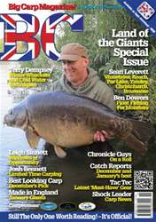 Big Carp issue Big Carp