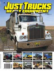 Just Trucks #153 issue Just Trucks #153