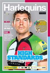 Harlequins v Worcester Warriors issue Harlequins v Worcester Warriors