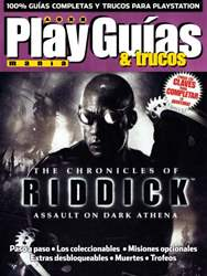 The Chronicles of Riddick: Assault on Dark Athena issue The Chronicles of Riddick: Assault on Dark Athena