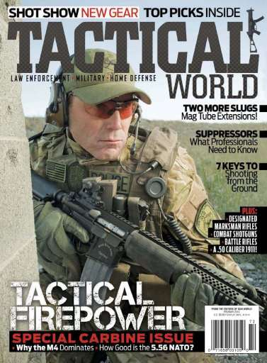 Tactical World Preview