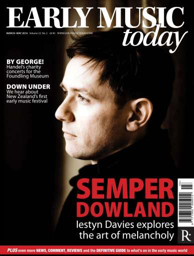 Early Music Today Digital Issue