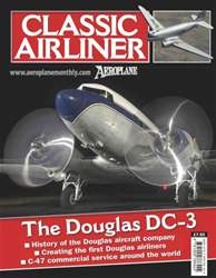 The Douglas DC-3 issue The Douglas DC-3