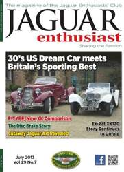 Vol 29 No.7 30's US Dream Car meets Britain's Sporting Best issue Vol 29 No.7 30's US Dream Car meets Britain's Sporting Best