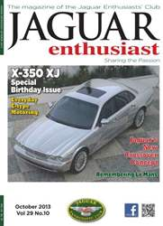 Vol 29 No.10 X-350 XJ Special Birthday Issue issue Vol 29 No.10 X-350 XJ Special Birthday Issue