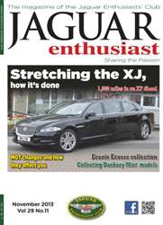 Vol 29 No.11 Stretching the XJ issue Vol 29 No.11 Stretching the XJ