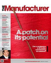 The Manufacturer March 2014 issue The Manufacturer March 2014