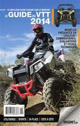 Guide VTT 2014 issue Guide VTT 2014