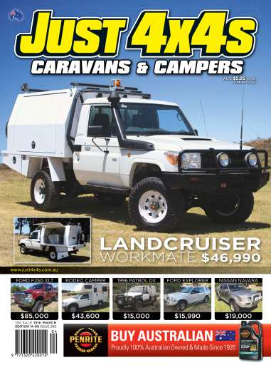 JUST 4X4S Digital Issue