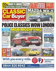 No.218 Police Classic Wow London issue No.218 Police Classic Wow London