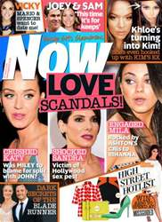 Now Magazine Cover