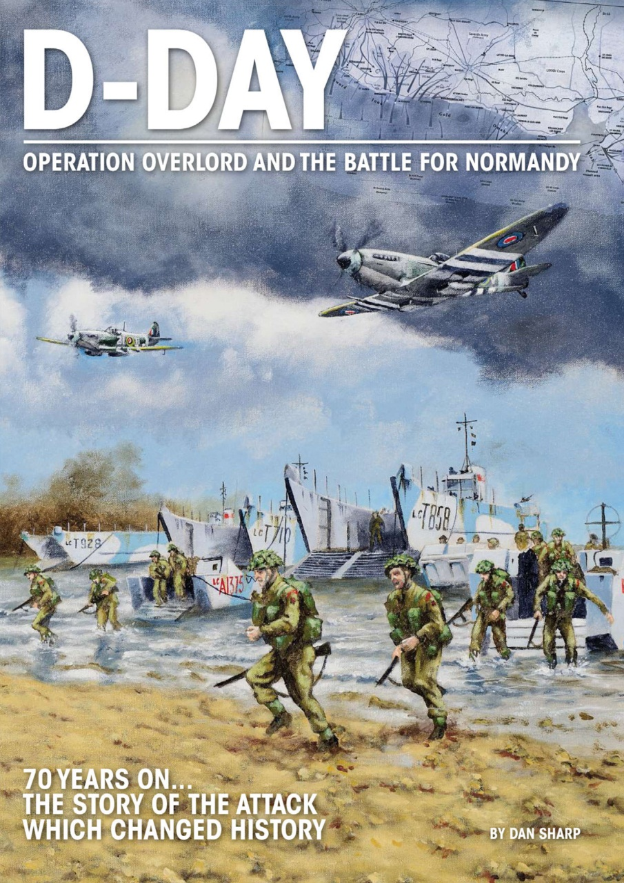 Aviation Classics Magazine - D-DAY OPERATION OVERLORD... Subscriptions | Pocketmags