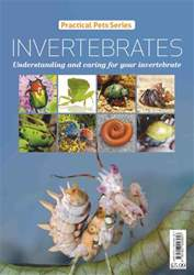 INVERTEBRATES Understanding and caring for your invertebrate issue INVERTEBRATES Understanding and caring for your invertebrate