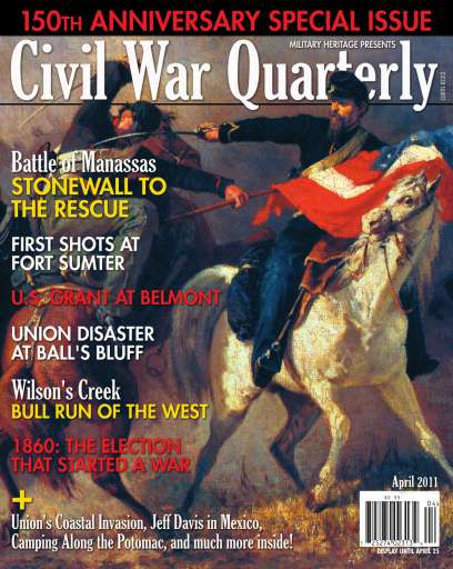 Civil War Quarterly Preview