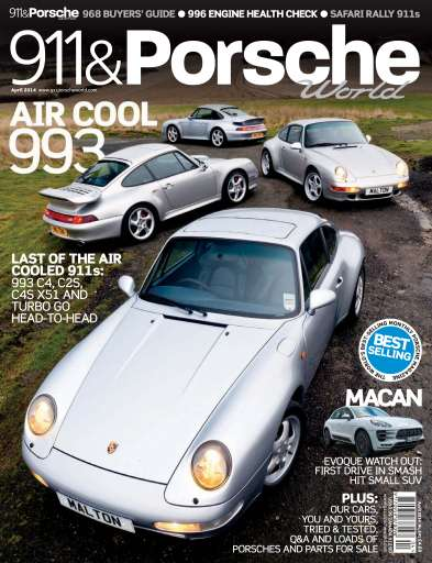 911 & Porsche World Preview