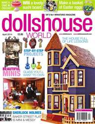 Dollshouse World Issue 259 issue Dollshouse World Issue 259