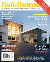 Build Home January Issue #20.4 issue Build Home January Issue #20.4