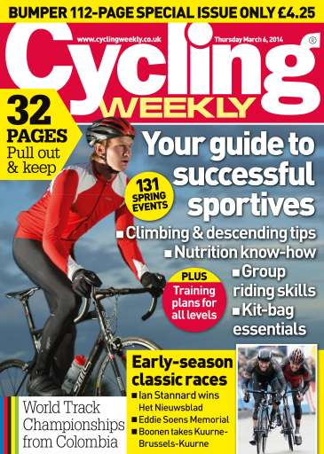 Cycling Weekly Preview