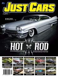 Just Cars  #218 14-08 issue Just Cars  #218 14-08