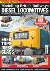 Model British Railway Diesel Locomotives issue Model British Railway Diesel Locomotives