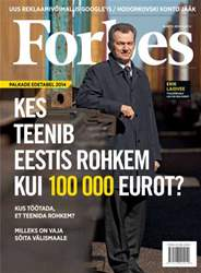Forbes Mar '14 issue Forbes Mar '14