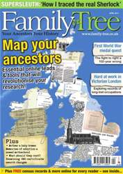 Family Tree April 2014 issue Family Tree April 2014