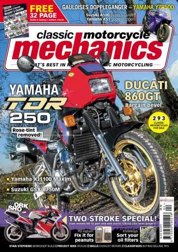 Classic Motorcycle Mechanics Preview