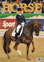 The Horse Magazine April 2014 issue The Horse Magazine April 2014