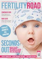 Fertility Road Magazine UK Edition Magazine Cover