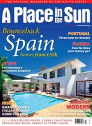A Place In The Sun Spring 2014 issue A Place In The Sun Spring 2014