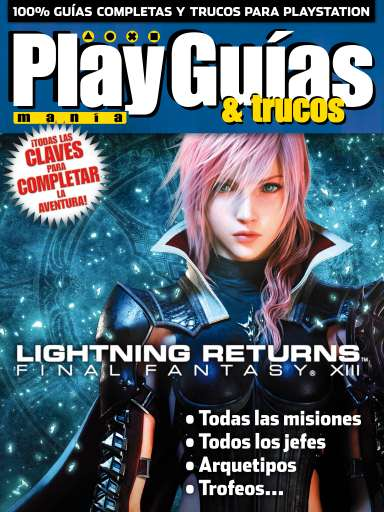 Playmania Guias y Trucos Preview