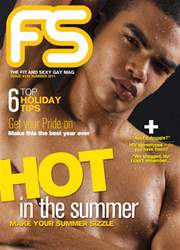 FS International Magazine Cover