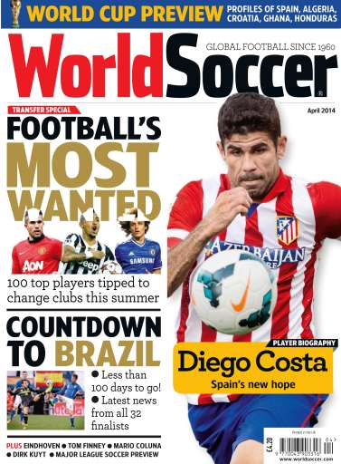 World Soccer Preview