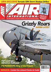 AIR International Magazine Cover