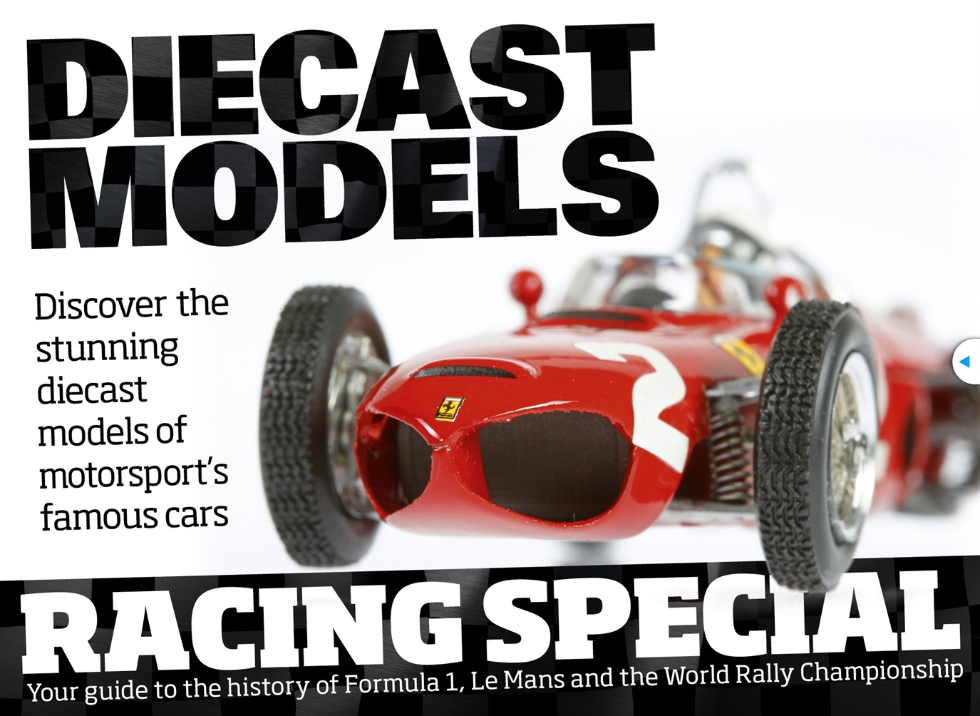 Diecast Collector Diecast Models - Racing Special Cover