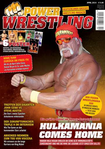 Power-Wrestling Digital Issue