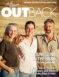 OUTBACK 94 issue OUTBACK 94