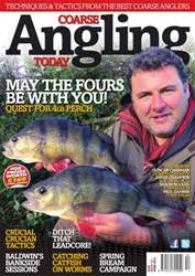 Coarse Angling Today Magazine Cover