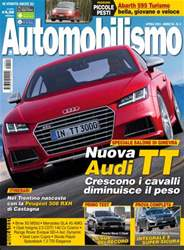 Automobilismo 4 2014 issue Automobilismo 4 2014