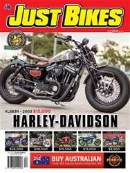 Just Bikes #298 14-09 issue Just Bikes #298 14-09