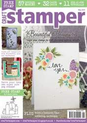 Craft Stamper - May 2014 issue Craft Stamper - May 2014