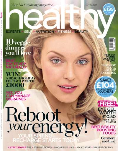 Healthy Magazine Preview