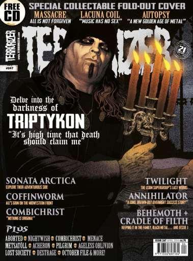 Terrorizer Magazine Preview